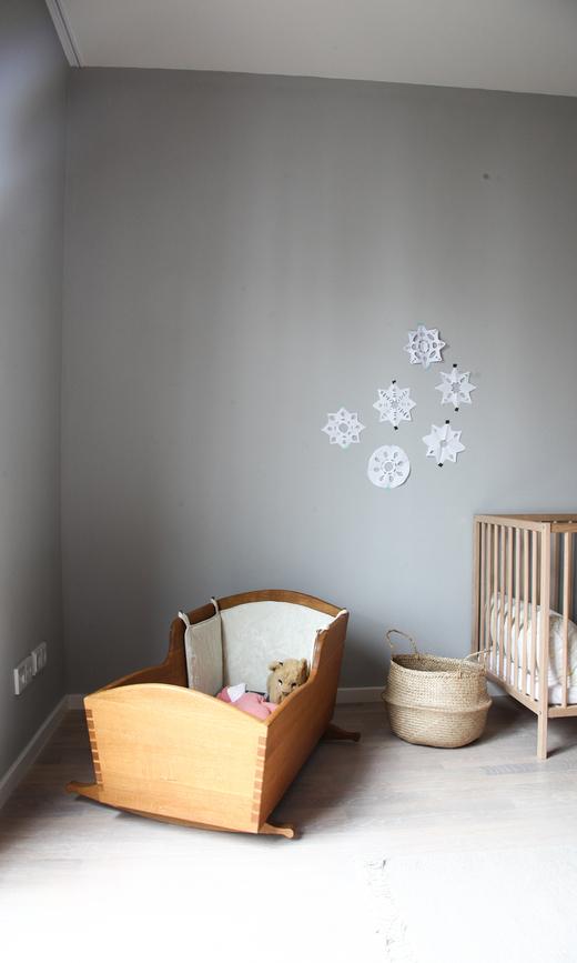 Berceau Chambre d'enfant Appartement Anna Cor Berlin