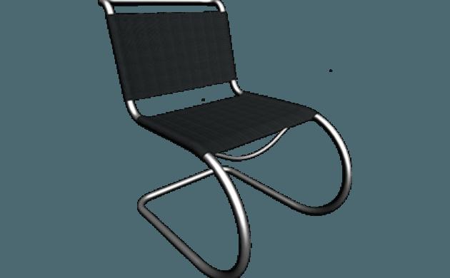 Chaise S553 de Thonet