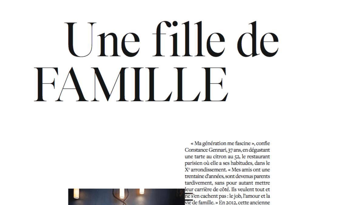 The Socialite Family dans la presse