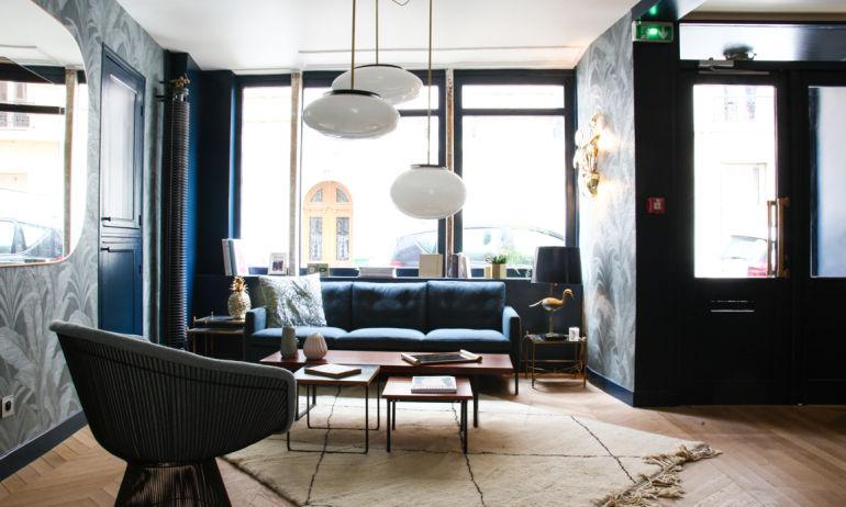 Hotel Henriette Living Knoll