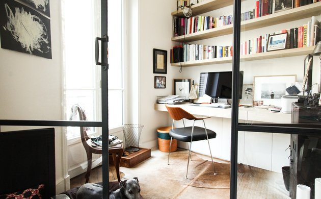 Creating an Office Corner