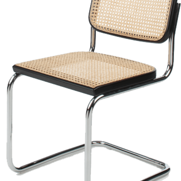 8 cesca b32 chairs by marcel breuer the socialite family. Black Bedroom Furniture Sets. Home Design Ideas
