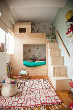 Chambre d'enfant – Constance Gennari