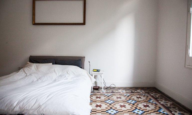 Chambre Appartement Barcelone Eva Garcia Nicolás Markuerkiaga