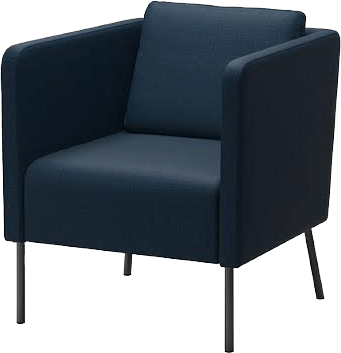 ikea eker armchair the socialite family. Black Bedroom Furniture Sets. Home Design Ideas
