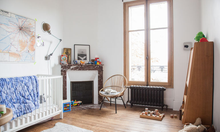 Child's Bedroom of Augustin, 11 months #10
