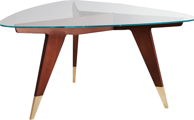 Table basse D552.2 Gio Ponti