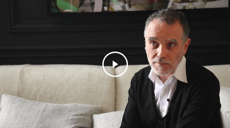 AD Intérieurs 2015: Rencontre avec Daniel Bismut