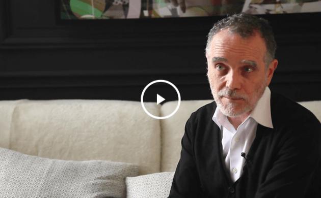 AD Intérieurs 2015: Let's meet Daniel Bismut