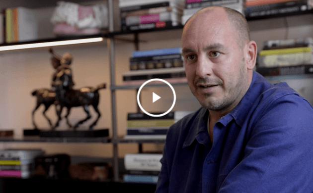 AD Intérieurs 2015: Rencontre avec Luis Laplace