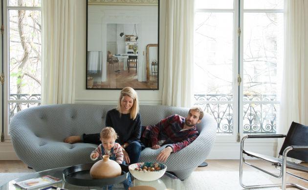canap ploum des fr res bouroullec the socialite family. Black Bedroom Furniture Sets. Home Design Ideas
