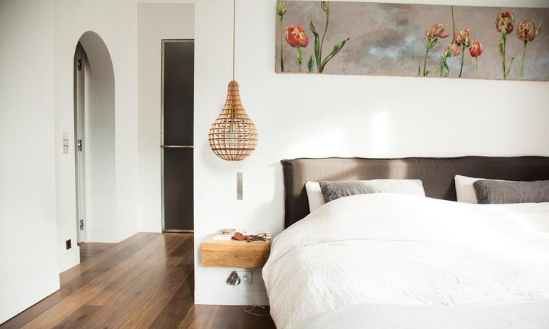 Chambre à coucher Appartement Paris Antonin Roy