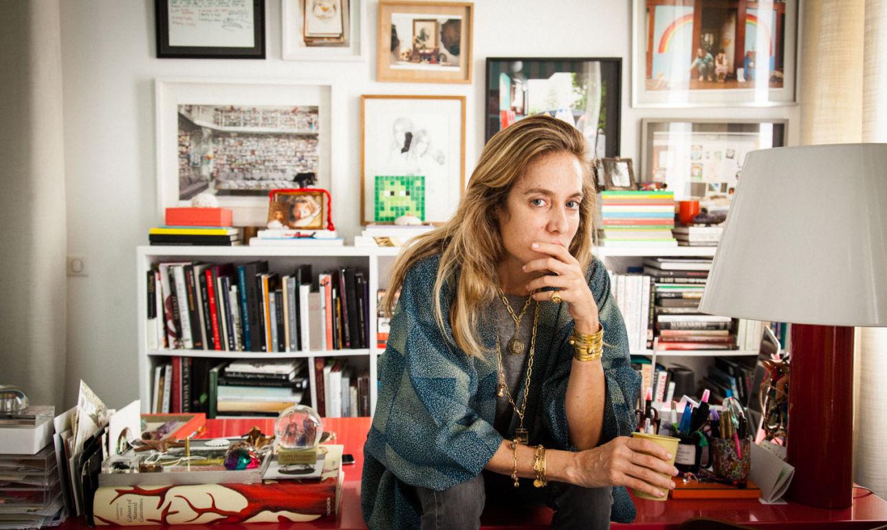 Aurélie Bidermann, l'élégance dans la peau