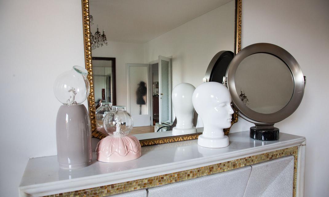 miroir long design mirror ettore sottsass poltronova with miroir long design miroir long. Black Bedroom Furniture Sets. Home Design Ideas