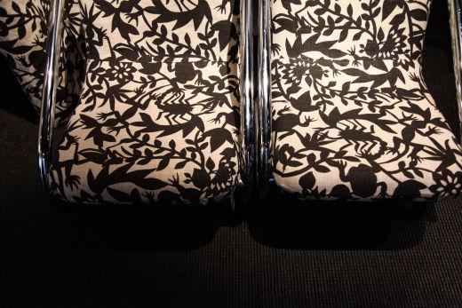 détail tissu Dedar