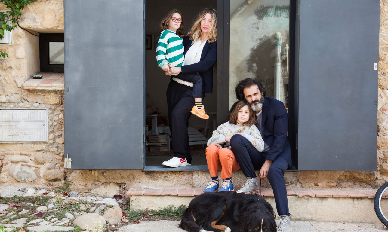 Laia Aguilar and Felipe Cano, Pablo and Adriana