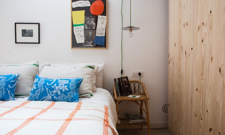 Chambre Parents Vintage Linge de lit Maison Espagne Laia Aguilar