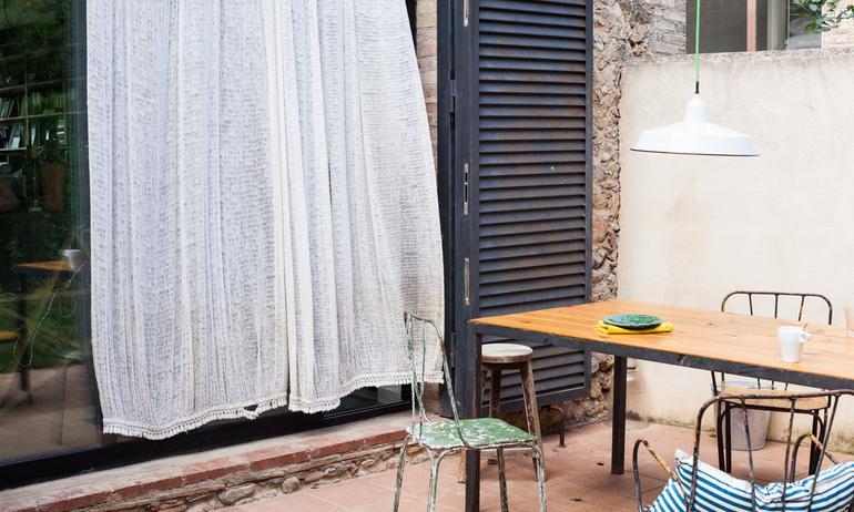 Terrasse Maison Espagne Laia Aguilar