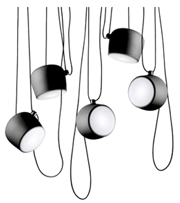 Aim Ceiling Lamp By The Bouroullec Brothers The