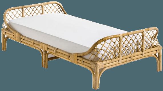 katsuki bedframe the socialite family. Black Bedroom Furniture Sets. Home Design Ideas