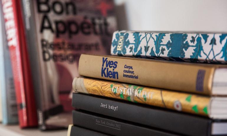 La vie rêvée des livres objets