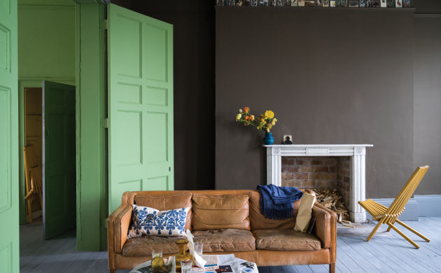 Change of Tone at Farrow & Ball