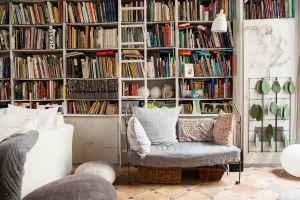 Bibliotheque – Georg Hallensleben et Anne Gutman