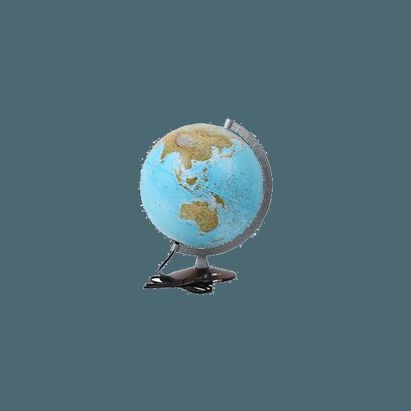 globe terrestre lumineux cobalto the socialite family. Black Bedroom Furniture Sets. Home Design Ideas