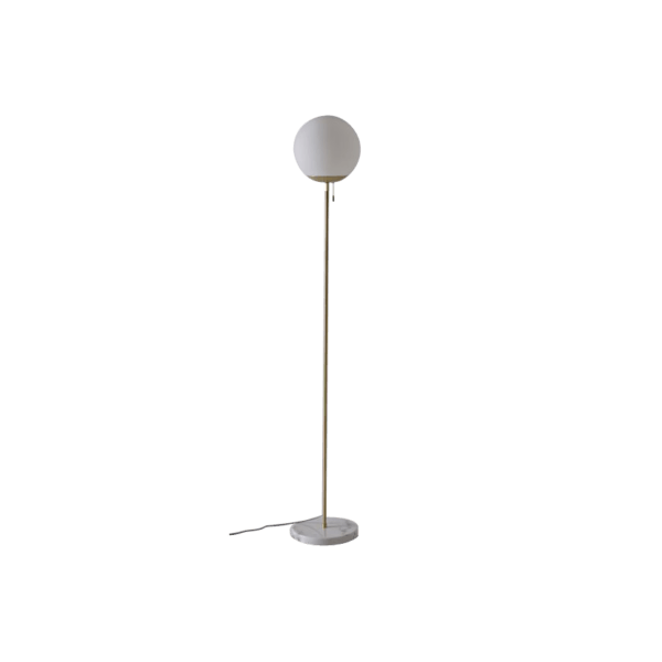 marble floor lamp the socialite family x la redoute. Black Bedroom Furniture Sets. Home Design Ideas