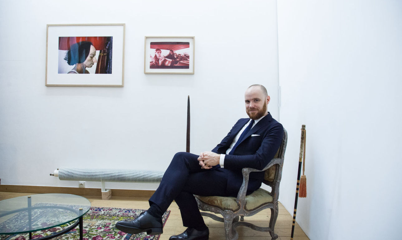 Mathias Coullaud, An Amazing Young Art Dealer