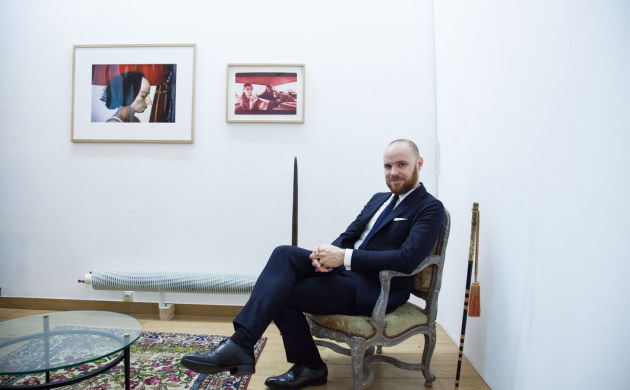 Mathias Coullaud, An Amazing Young Art Dealer