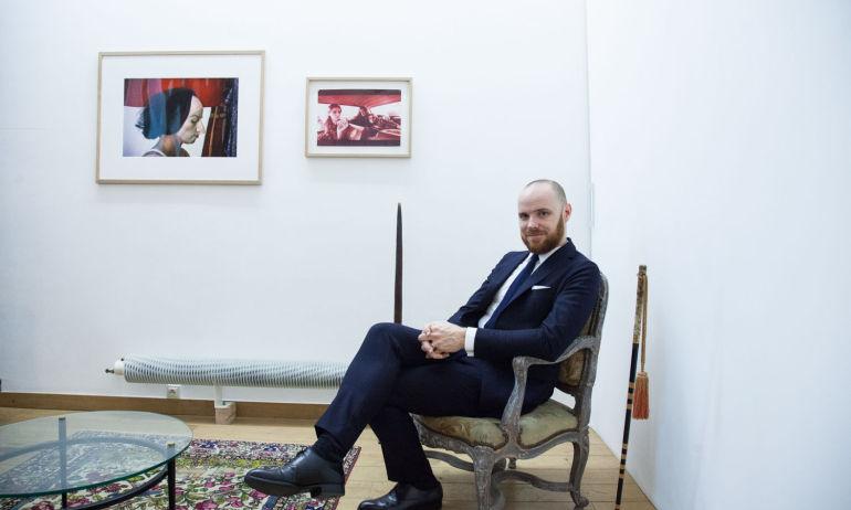 Mathias Coullaud, galeriste audacieux !