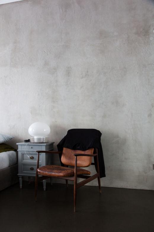 fauteuil chambre michele pasini
