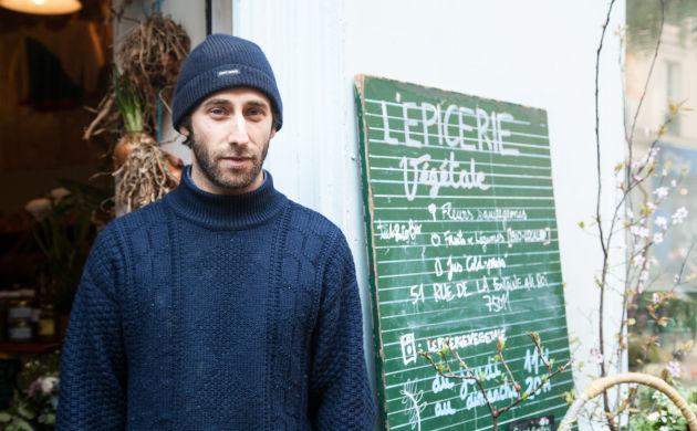 L'épicerie végétale parisienne