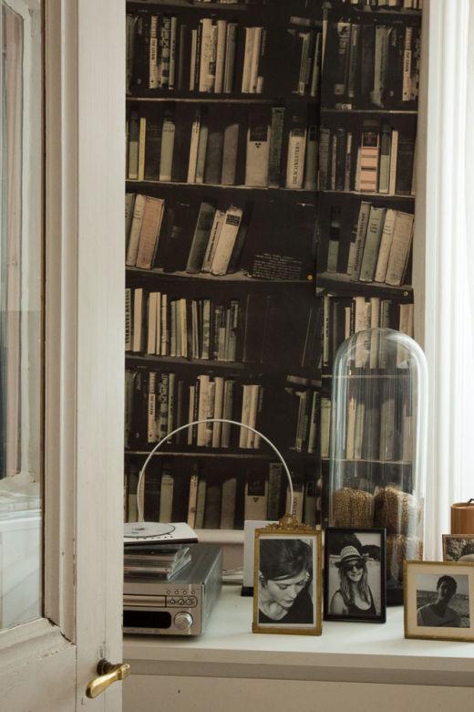 Bibliothèque Lyon Brocante Florence Bouvier
