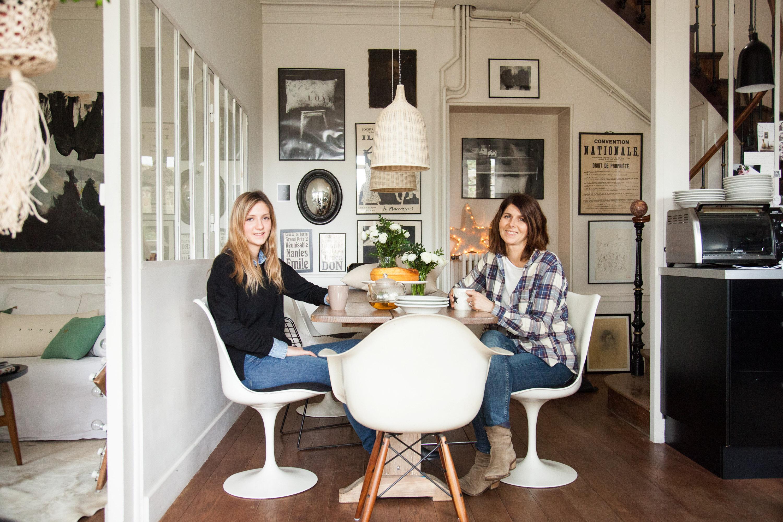 florence bouvier et justine 17 ans the socialite family. Black Bedroom Furniture Sets. Home Design Ideas
