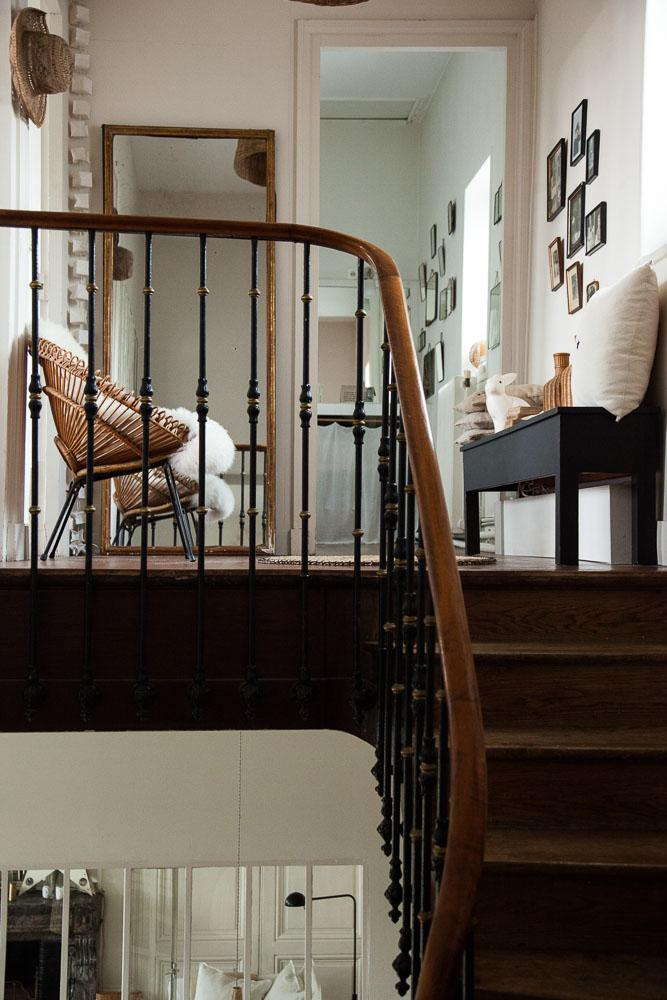 Etage – Florence Bouvier