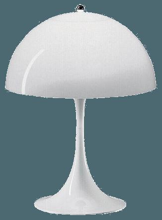 lampe panthella verner panton. Black Bedroom Furniture Sets. Home Design Ideas