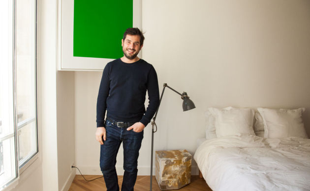 Romain Torri, a Passionate and Eclectic Gallery Owner