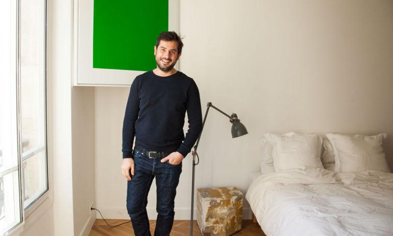 Romain Torri, un galeriste éclectique et passionné