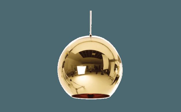 Suspension Copper Shade Tom Dixon
