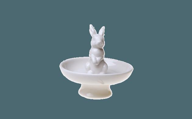Coupelle céramique Lapin