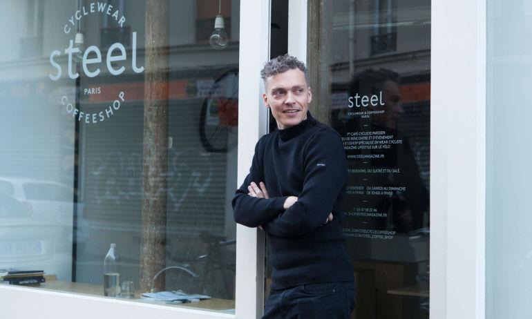 Steel ou comment le cycling devient une religion