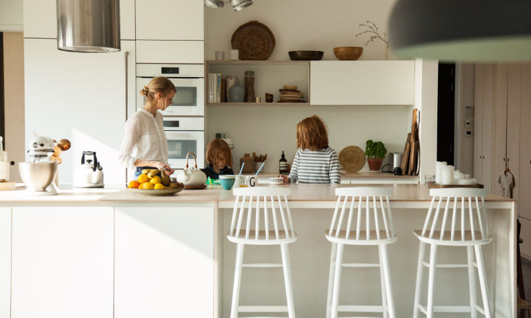 Open-plan or Closed Kitchen?