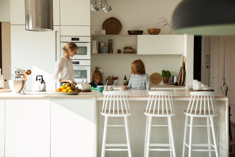 Ouvrir Une Cuisine Fermée cuisine ouverte ou fermée ? - the socialite family