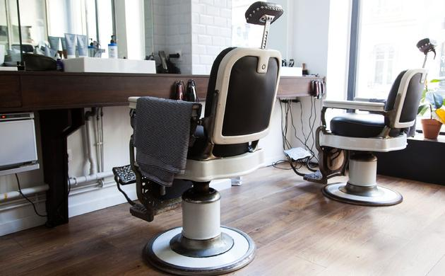 V Barber and Shop, l'adresse des hommes