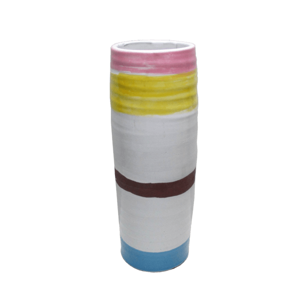 Anouk Pink Clay Vase The Socialite Family
