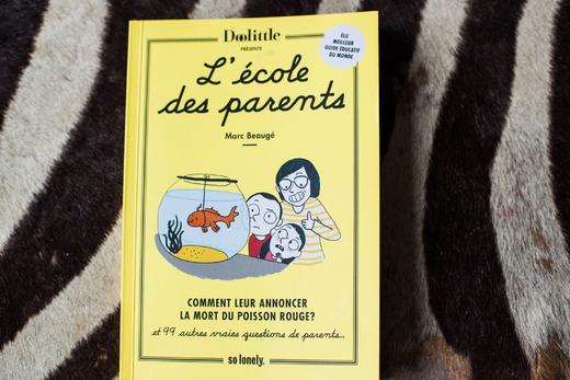 Marc Beaugé, Back to the Parent's School