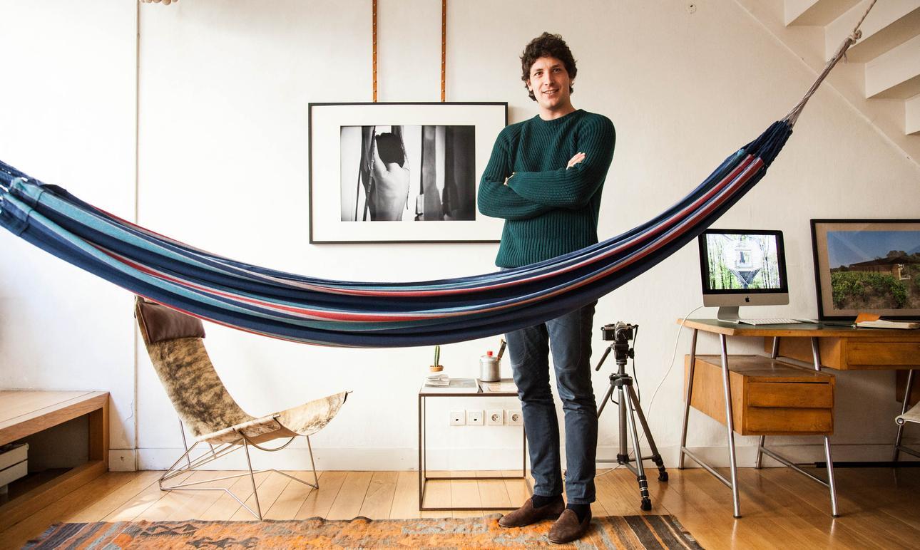 Marco Lavit, designer de talent