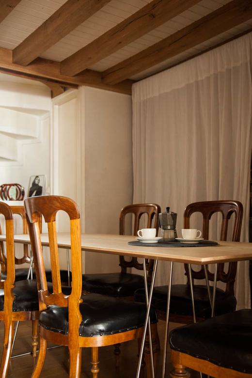 Salle à manger Atelier Paris Marco Lavit